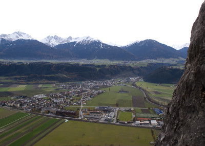 Kaiser Max Klettersteig : Martinswand